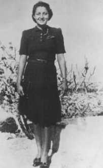 Hannah Szenes 1939